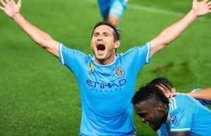 Lampard confirms New York City FC exit